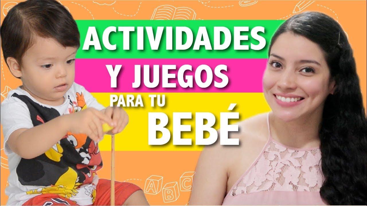 Juegos Para Tu Bebe 18 Meses Youtube
