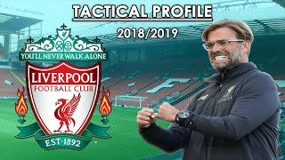 How Klopp Made Liverpool One of the Best Teams to Watch - Klopp's Tactics with Liverpool EXPLAINED