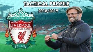 Jürgen Klopp: Tactical Profile of Liverpool (How Klopp's Tactics Changed Liverpool Football Club)