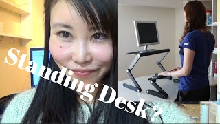Should I Buy A Standing Desk? | Sitting All Day is New Smoking!!!