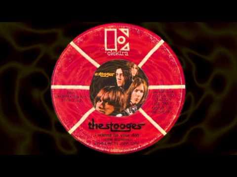 THE STOOGES   I Wanna Be Your Dog   (Mono) Single Promo 1969