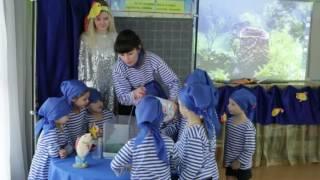 Открытый урок в детскосм саду