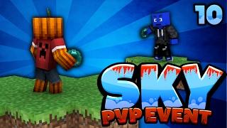 HART AM LIMIT! ULTRA SPANNUNG BEIM PVP EVENT! - Minecraft SKY #10 | DieBuddiesZocken