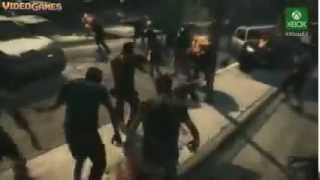 Xbox One  Dead Rising 3 GAMEPLAY   E3 2013 Game Reveal