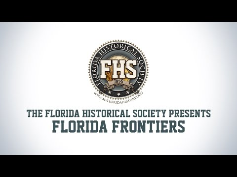 Florida Frontiers Television - Episode 11 - Luna Settlement Excavation