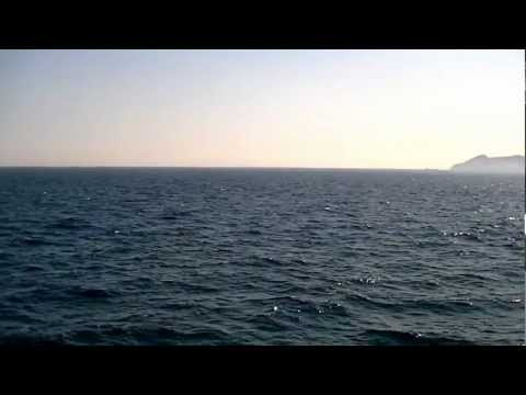 Traversée du détroit de Gibraltar