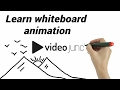 How to make whiteboard animation in Adob