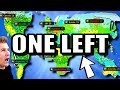 Destroying the World Until Only 1 Civilization is Left! (Worldbox)