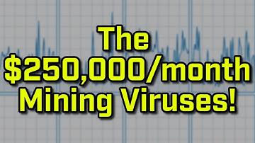 $250,000 PER MONTH MALWARE! - Virus Investigations 32