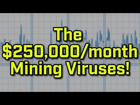 $250,000 PER MONTH MALWARE! - Virus Investigations 32