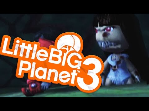 Little Big Planet 3 - BLOODY MARY, BLOODY MARY,  BLOODY MARY! - LittleBigPlanet 3 Multiplayer