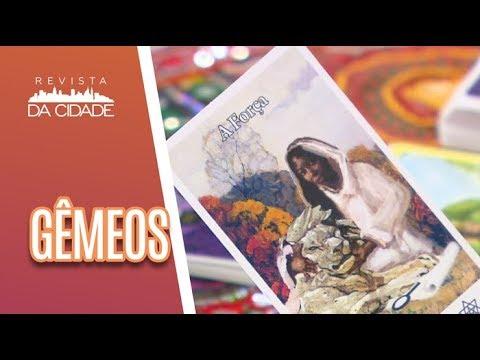 Previsão De Gêmeos 20/05 à 26/05 - Revista Da Cidade (21/05/2018)