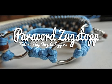 Lieblings Paracord Zugstopp - YouTube #GC_33