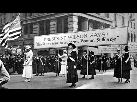 The Surprising Road to Women's Suffrage