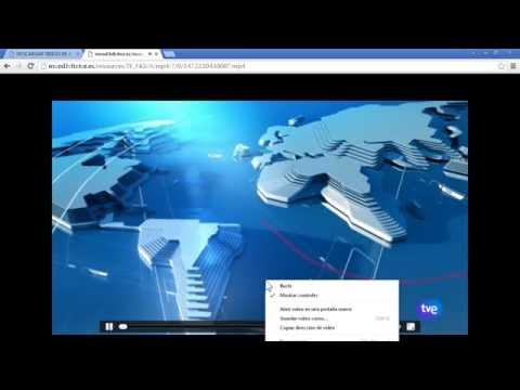 Cómo Descargar Vídeos De Rtve.es