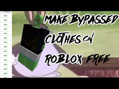 Roblox Bypassed Shirts 2019 Roblox R Logo Free - how to make t shirt in roblox 2018 windows 10