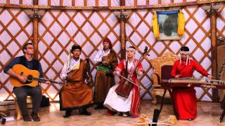 The Altai band & Bennett Konesni from USA