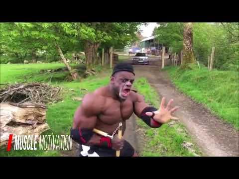 Gym-Anh da đen và nhưng giây phút hài hước