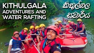 Kitulgala Adventures & Water Rafting