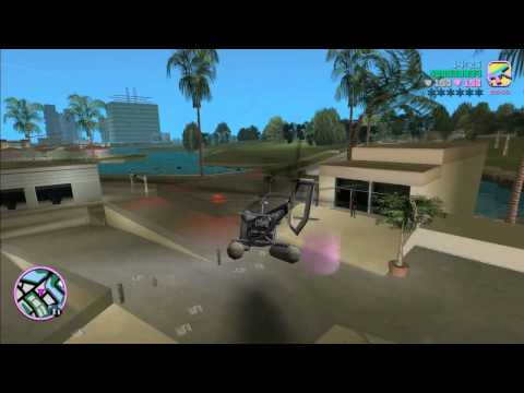 Let's Play GTA: Vice City | Part 38 | Love Fist: Love Juice