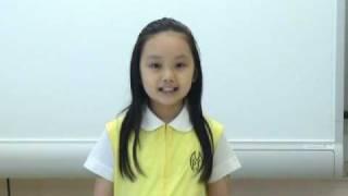 第十九屆香港兒童金口獎比賽 - 梁靄莉 - 健康人生 - H