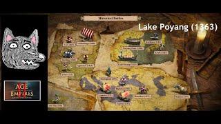 Age of Empires 2: DE Campaigns   Historical Battles   Lake Poyang (1363)