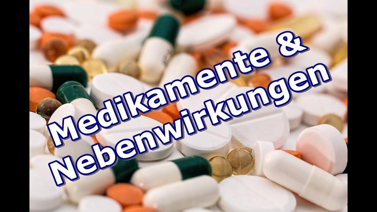 Medikamentennebenwirkungen