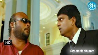 Racha movie - ram charan, tamannaah, mukesh rishi, ravi babu funny scene