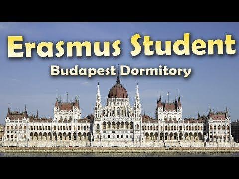 Erasmus Student Budapest Dormitory (max volume)