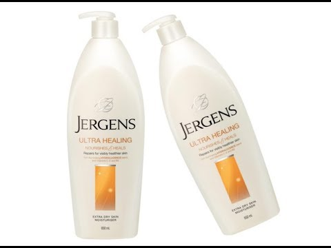 jergens ultra healing lotion review jergens ultra healing extra dry