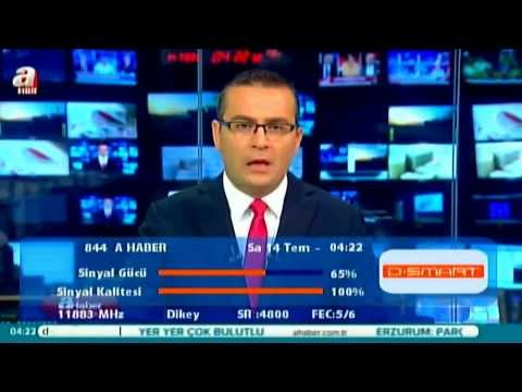 A Haber (Turkey) - Broadcast - 14.07.2015