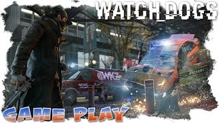 Watch Dogs - Steal The Data  _Fixer Contract - Side Mission Gameplay