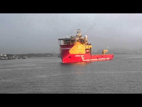 VIKING POSEIDON (Multi purpose offshore vessel)