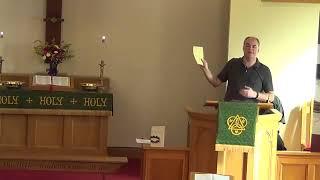 Science Hill Community Church 9-16-2018