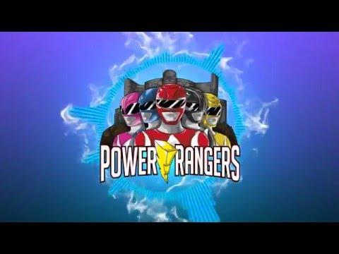 Power Rangers 2016 - Solguden & Mannen