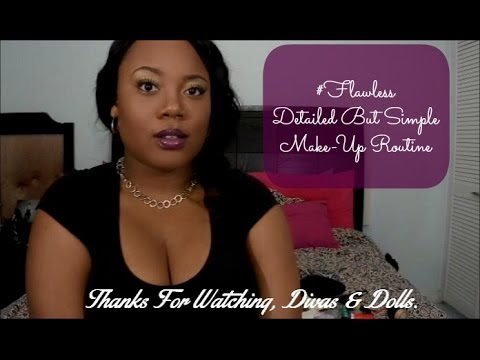 ★ My Detailed Face Routine