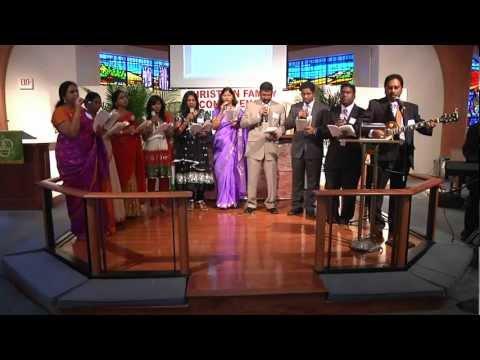 Telugu Christian Songs - 'Parama Jeevamu Naaku Nivva' - UTCFVA.ORG - UECF.NET