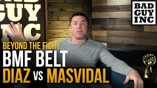 I wish the BMF belt wasn't happening…