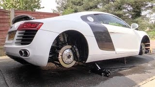 Audi R8 Arch Clean