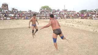 Mohseen khatree vs shastree pahlwan kushti in Baroda Sihani zila hapur