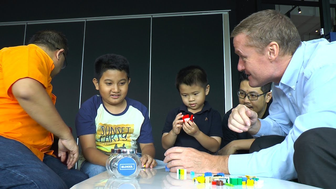 Lego Based Therapy For Kids Living With Autism