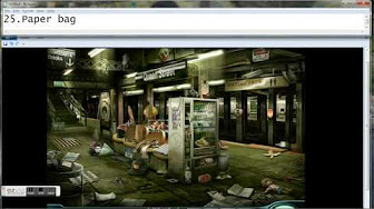 Criminal Case 6 Subway Platforn All Items