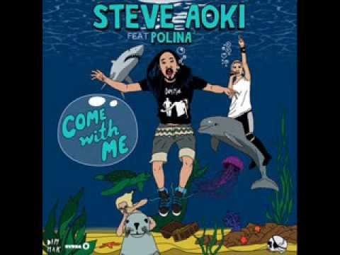 Steve Aoki - Come With Me Ft. Polina (Deadmeat) (Jidax Remix)