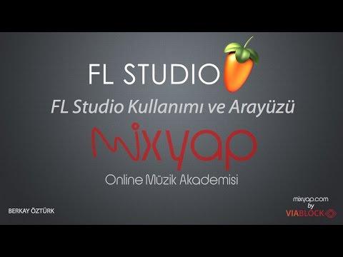 FL studio kullanımı ve arayüzü - Full anlatım