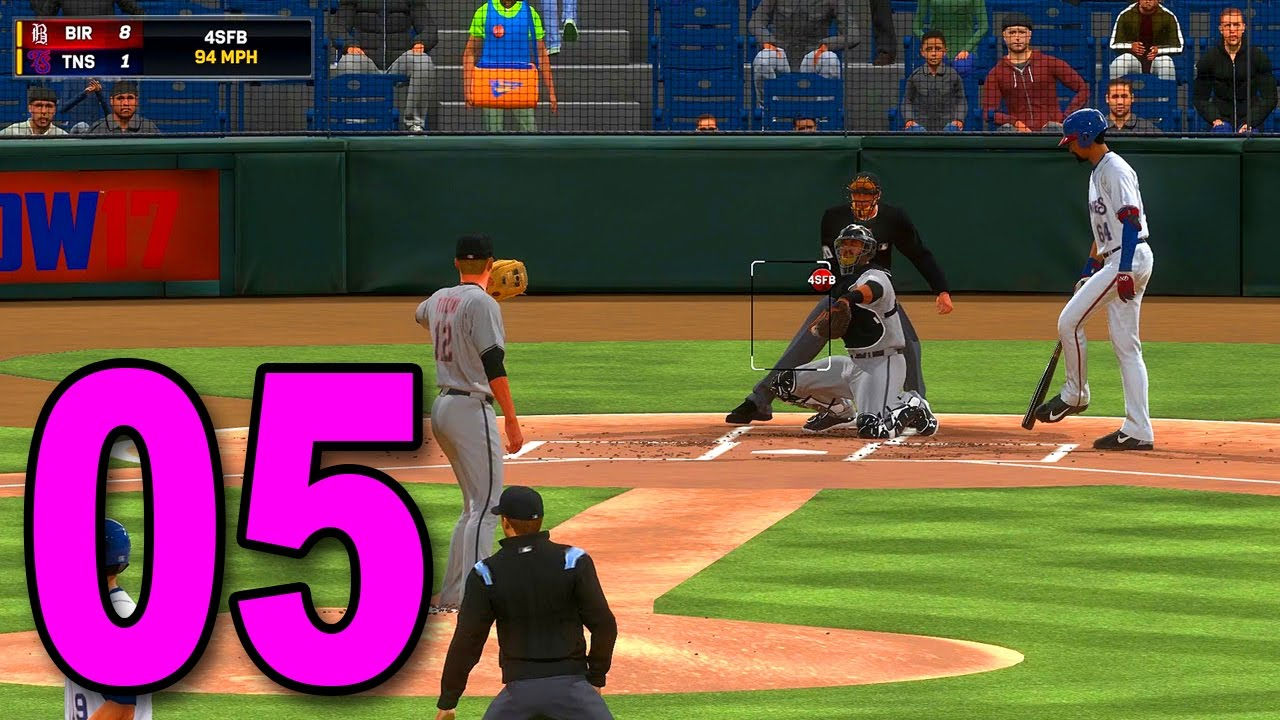 Mlb 17 Pitch To The Show Part 5 The Slider Is Nasty