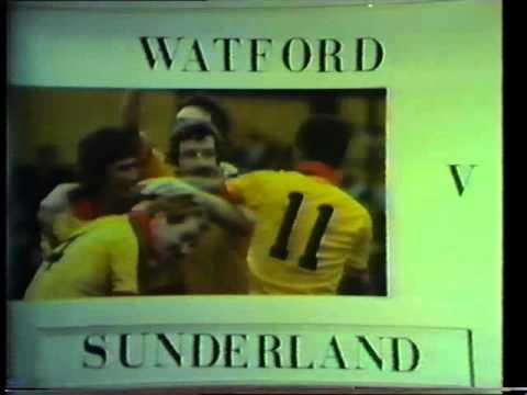 Watford FC 1982-83 Season Review
