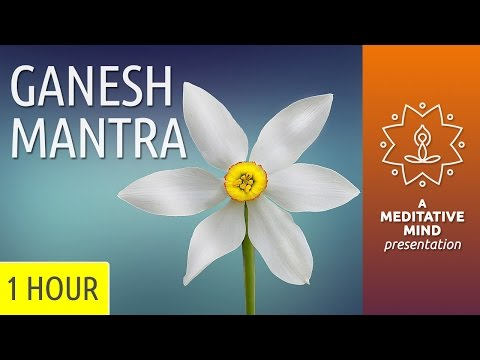 Ganesh Mantra to Remove All Obstacles @ 432Hz