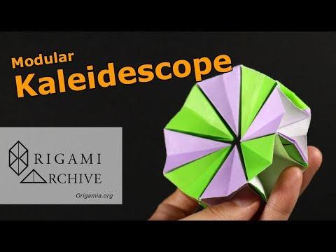 Kaleidoscope Tutorial - 8pc Modular Spinner