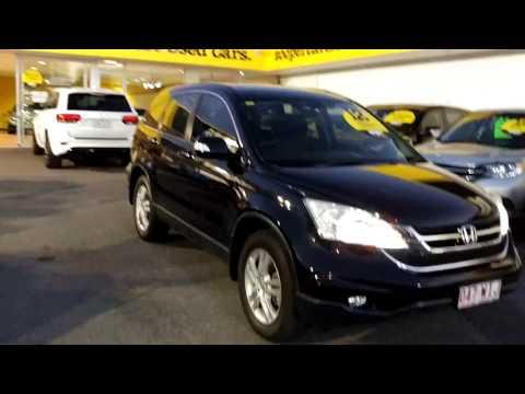 2010 Honda CRV Luxury