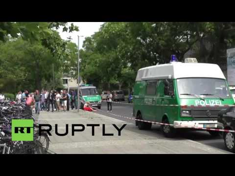 Germany: Doctor shot dead at Berlin hospital, not related to terrorism - police